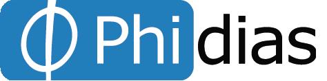 Logotipo Phidias